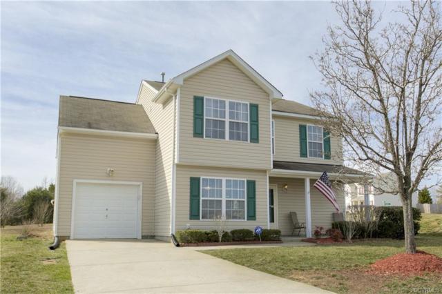 13600 Littlebury Court, Chester, VA 23831 (#1904795) :: 757 Realty & 804 Homes