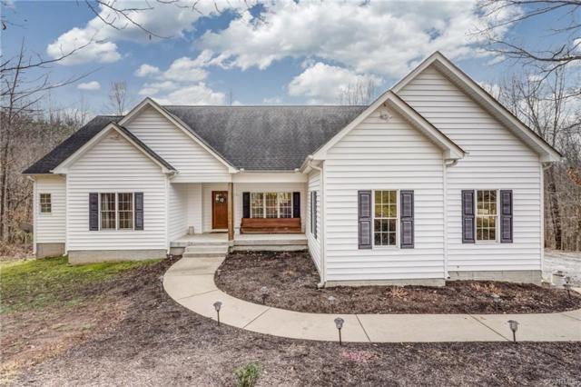 5651 Old Columbia Road, Goochland, VA 23063 (MLS #1904821) :: The RVA Group Realty