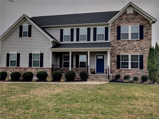 12307 Declaration Avenue, Chester, VA 23836 (#1904916) :: 757 Realty & 804 Homes