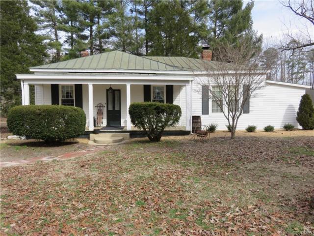 4329 Sandy Valley Road, Mechanicsville, VA 23111 (#1904937) :: 757 Realty & 804 Homes