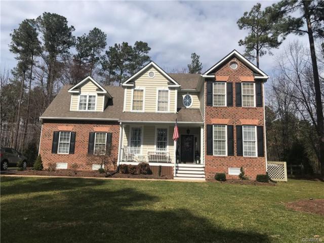 15418 Fox Gate Place, Midlothian, VA 23112 (#1904985) :: 757 Realty & 804 Homes