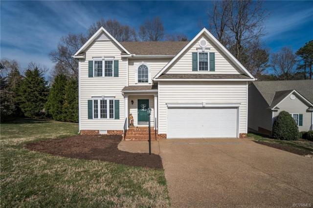 2828 Fairway Homes Way, Glen Allen, VA 23059 (MLS #1905024) :: Small & Associates