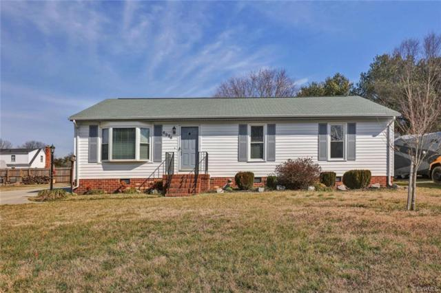 6994 Poteet Lane, Hanover, VA 23111 (MLS #1905064) :: The RVA Group Realty