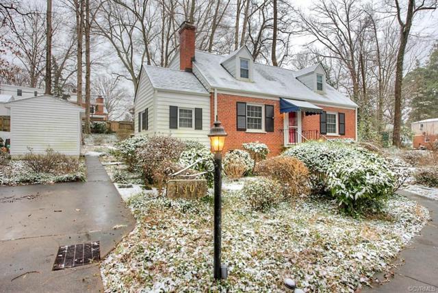 1303 E Valley Drive, Henrico, VA 23229 (#1905157) :: 757 Realty & 804 Homes