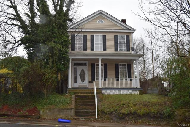 1802 Bainbridge Street, Richmond, VA 23224 (#1905183) :: 757 Realty & 804 Homes