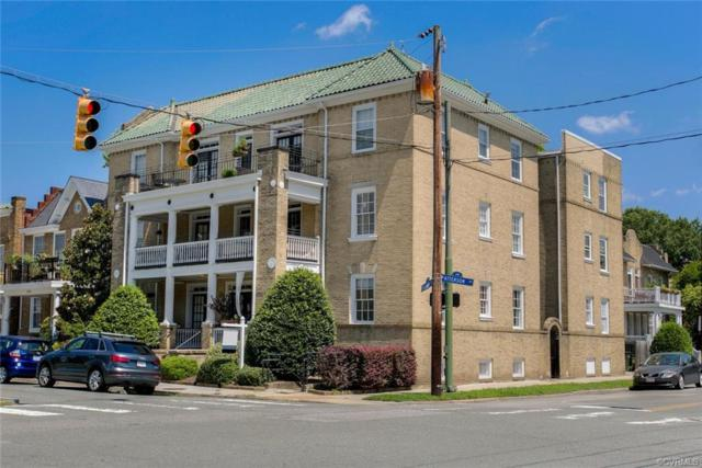 601 Roseneath Road #13, Richmond, VA 23221 (MLS #1905220) :: The RVA Group Realty