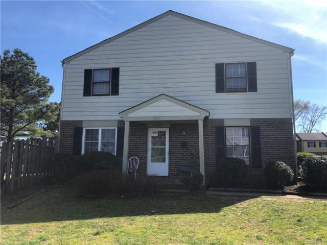 3267 Hunters Mill Drive, Henrico, VA 23223 (MLS #1905764) :: EXIT First Realty
