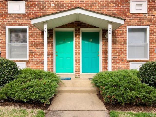 3510 E Richmond Road U27, Richmond, VA 23223 (MLS #1906310) :: RE/MAX Action Real Estate