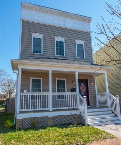 1107 N 26th Street, Richmond, VA 23223 (MLS #1906397) :: The RVA Group Realty