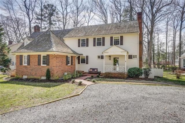 25 The Green, Weems, VA 22576 (MLS #1906567) :: RE/MAX Action Real Estate