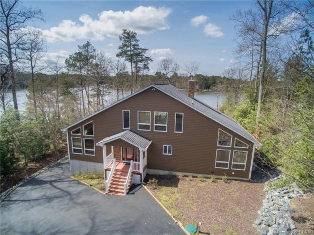 904 Canvasback Lane, Heathsville, VA 22473 (#1906582) :: Abbitt Realty Co.