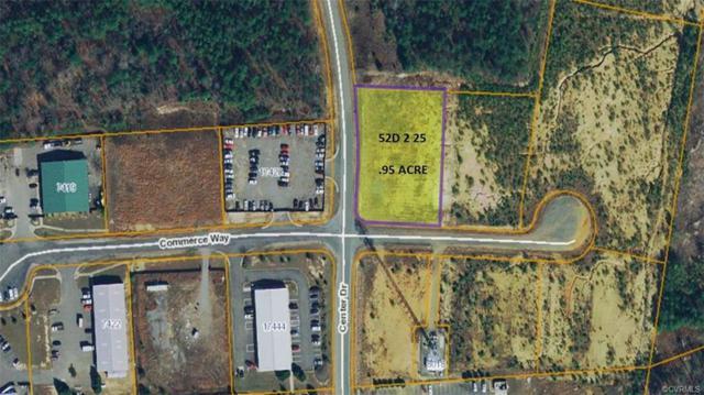 000 Commerce Way, Ruther Glen, VA 22546 (#1906661) :: Abbitt Realty Co.