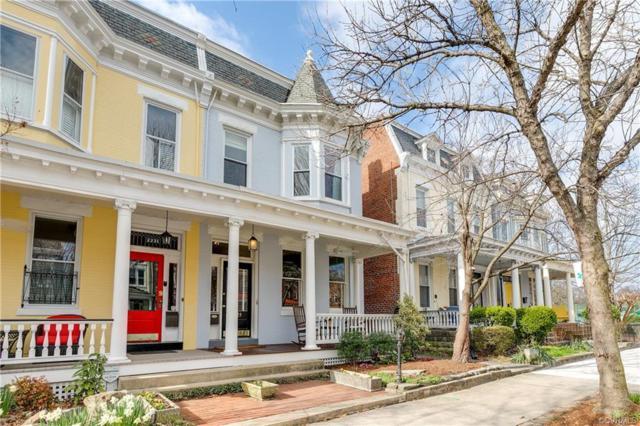 2223 Stuart Avenue, Richmond, VA 23220 (MLS #1906801) :: Small & Associates
