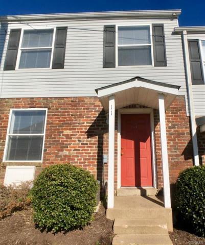 3518 E Richmond Road U11, Richmond, VA 23223 (MLS #1906859) :: RE/MAX Action Real Estate