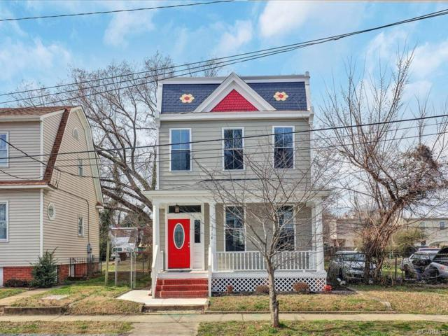 1118 N 34th Street, Richmond, VA 23223 (MLS #1906942) :: RE/MAX Action Real Estate