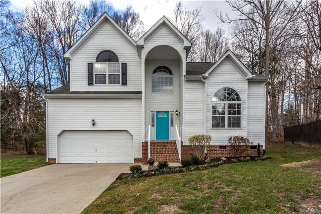 1707 Providence Creek Circle, North Chesterfield, VA 23236 (MLS #1907125) :: EXIT First Realty