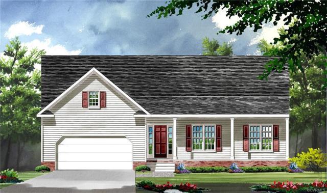 3658 W Rocketts Ridge Court, Sandy Hook, VA 23153 (#1907175) :: Abbitt Realty Co.