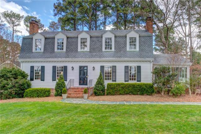 8964 Tarrytown Drive, Henrico, VA 23229 (MLS #1907308) :: EXIT First Realty