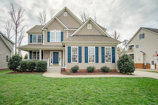 2806 Savage View Drive, Midlothian, VA 23112 (MLS #1907327) :: RE/MAX Action Real Estate