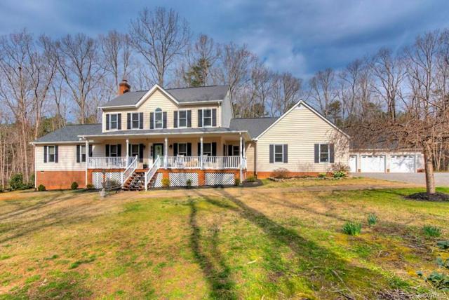 2938 Stone Creek Drive, Goochland, VA 23153 (MLS #1907405) :: EXIT First Realty