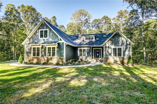 2362 Rock Castle Road, Goochland, VA 23063 (MLS #1907447) :: EXIT First Realty