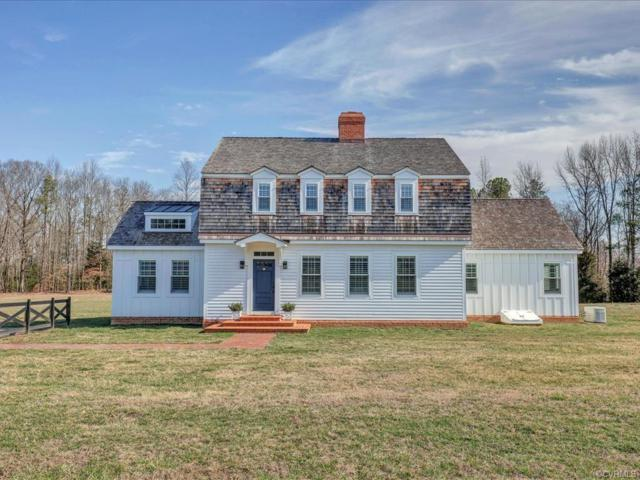 2701 The Trail, St Stephens Church, VA 23148 (MLS #1907519) :: The RVA Group Realty