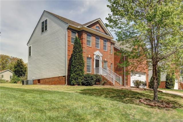4112 Lexington Farm Drive, Glen Allen, VA 22060 (#1907557) :: 757 Realty & 804 Homes