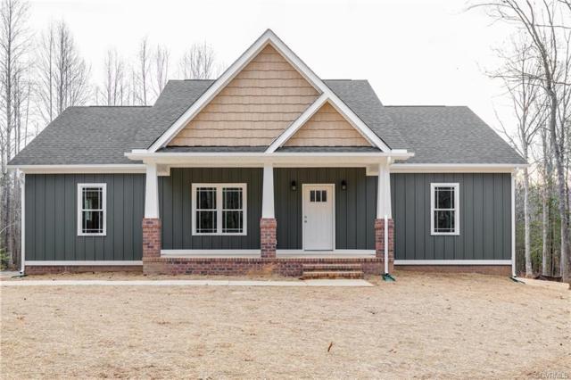 2389 Chapel Hill Road, Goochland, VA 23063 (MLS #1907636) :: RE/MAX Action Real Estate