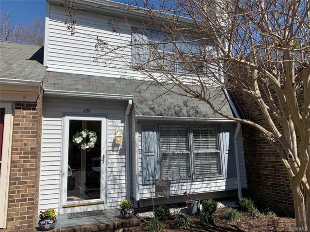 119 Tidal Drive, Newport News, VA 23606 (MLS #1907657) :: The RVA Group Realty