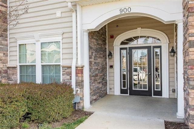 900 Westwood Village Way #403, Midlothian, VA 23114 (MLS #1907730) :: The RVA Group Realty