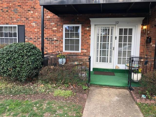 12 Millstone Road #12, Henrico, VA 23228 (MLS #1907834) :: RE/MAX Action Real Estate