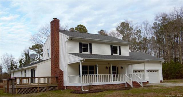 447 Hallieford Road, Cobbs Creek, VA 23035 (MLS #1907873) :: Chantel Ray Real Estate