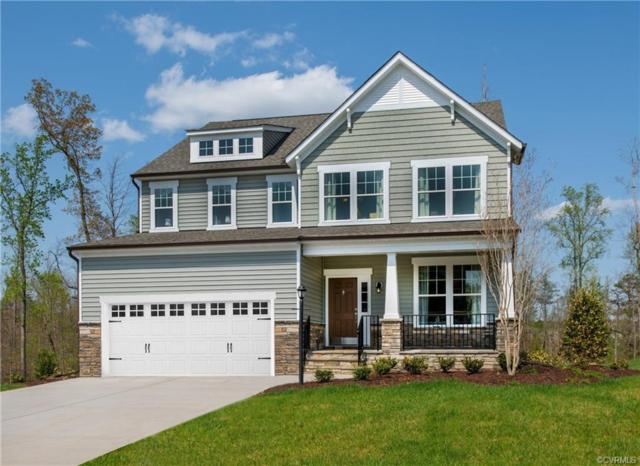6907 Swanhaven Drive, Chesterfield, VA 23234 (MLS #1907897) :: The RVA Group Realty
