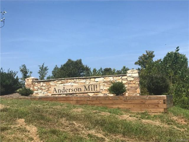 Parcel A Anderson Mill Drive, Maidens, VA 23102 (MLS #1907966) :: The RVA Group Realty