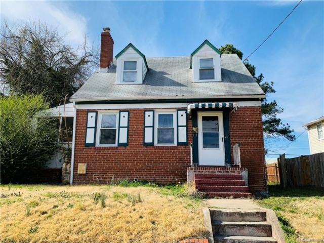 1108 N 32nd Street, Richmond, VA 23223 (MLS #1908019) :: RE/MAX Action Real Estate