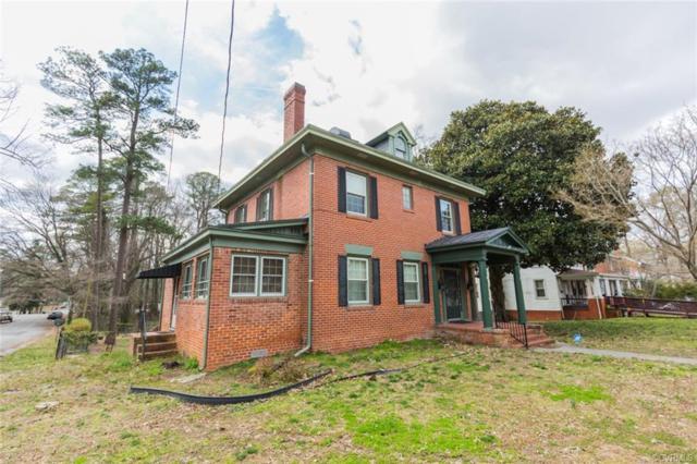 1726 Berkeley Avenue, Petersburg, VA 23805 (#1908087) :: 757 Realty & 804 Homes