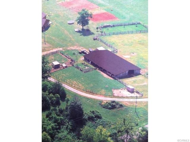 3913 Woodland Church Road, Buckingham, VA 23921 (#1908106) :: Abbitt Realty Co.
