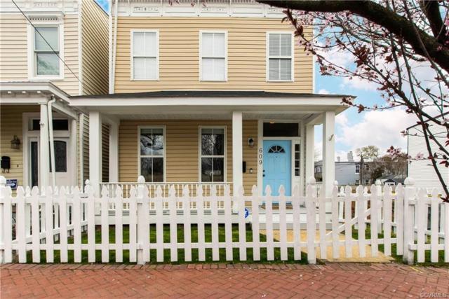 609 N 31st Street, Richmond, VA 23223 (MLS #1908115) :: Small & Associates