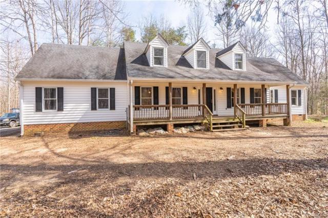4161 Drew Ridge Drive, Louisa, VA 23093 (MLS #1908227) :: Small & Associates