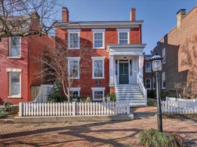2815 E Grace Street, Richmond, VA 23223 (MLS #1908237) :: RE/MAX Action Real Estate