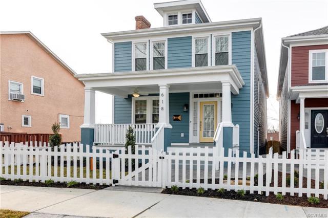 618 N 37th Street, Richmond, VA 23223 (MLS #1908280) :: Small & Associates