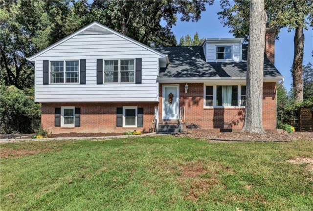 8418 Yolanda Road, Henrico, VA 23229 (MLS #1908313) :: RE/MAX Action Real Estate