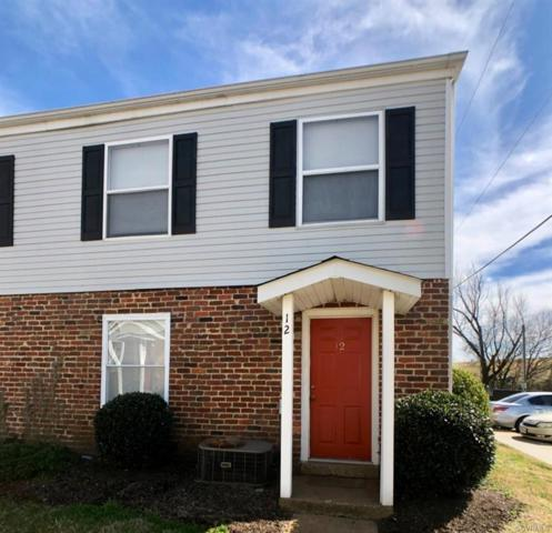 3530 E Richmond Road U12, Richmond, VA 23223 (MLS #1908341) :: RE/MAX Action Real Estate