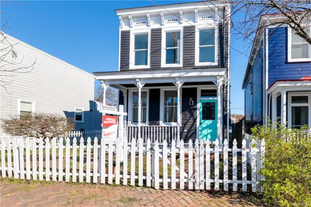 815 N 27th Street, Richmond, VA 23223 (MLS #1908379) :: Small & Associates