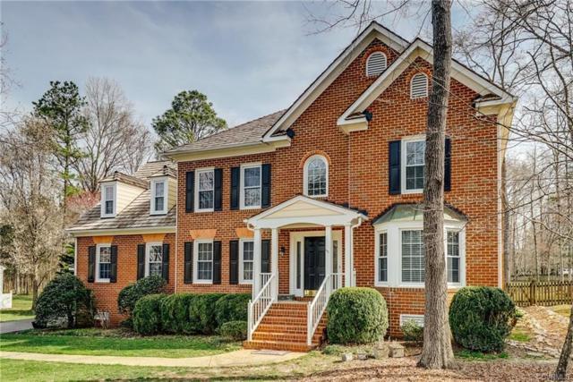 13633 Swanhollow Drive, Henrico, VA 23233 (MLS #1908401) :: Small & Associates