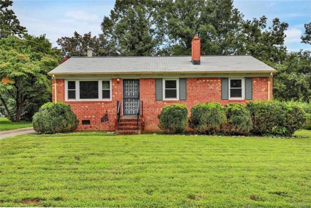 7310 Erskine Street, Henrico, VA 23228 (#1908433) :: 757 Realty & 804 Homes