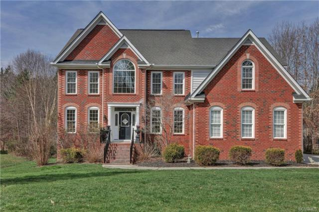 5736 Trail Ride Drive, Moseley, VA 23120 (MLS #1908515) :: RE/MAX Action Real Estate