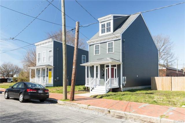 1110 N 26th Street, Richmond, VA 23223 (MLS #1908534) :: Small & Associates