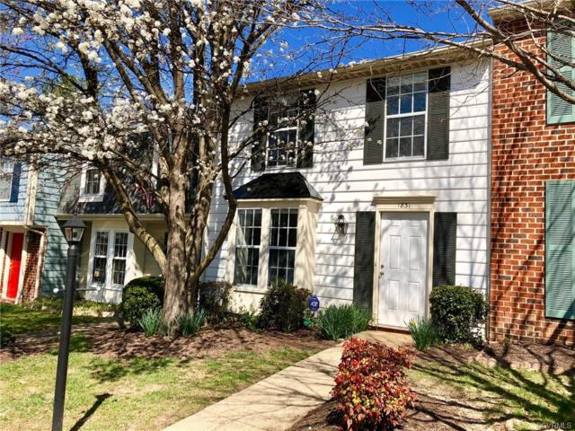1831 Random Winds Court #1831, Henrico, VA 23238 (MLS #1908552) :: RE/MAX Action Real Estate