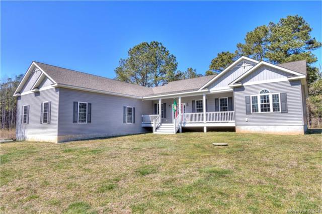 437 Knights Landing Drive, Heathsville, VA 22473 (MLS #1908585) :: RE/MAX Action Real Estate